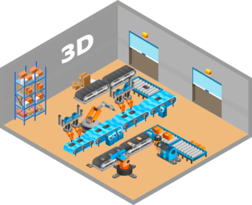Conception (Plans 3D)