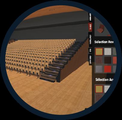 BAO Virtuelle - La réalité virtuelle au service des professionnels